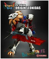 Transformers toys Perfect Effect PE DX08 Optimus Prime Origin Leonidas New