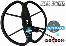 "DETECH 13"" Ultimate DD Search Coil For Relic Striker Metal Detector & Coil Cover"