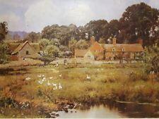 The Hatch Farm Edward Wilkins Waite Artwork by Selby Prints