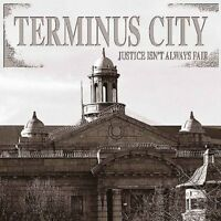 Terminus City - Justice Isn't Always Fair [LP][schwarz]
