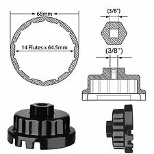 Oil Filter Wrench Kit For 2.5L-5.7L Cylinder Engines Toyota Lexus ES,GS,IS,LS,RX