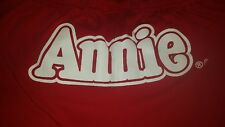 Annie the Musical Sweatpants Medium,  Slazenger