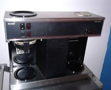 Bunn Vps Blk 3 Warmer Commercial Pour Over 12 Cup Coffee Brewer