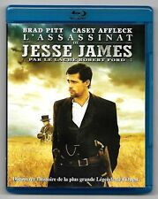 BLU-RAY DISC / L'ASSASSINAT DE JESSE JAMES (BRAD PITT CASEY AFFLECK) COMME NEUF