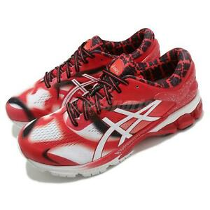 Asics Gel-Kayano 26 Tokyo Classic Red White Men Running Shoes 1011A952-600