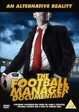 An Alternative Reality: The Football Manager Documentary DVD Region 2