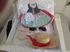Danbury Mint Shirley Temple Dress Up Doll Heidi Fashion Outfit & Box 16�