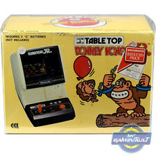 1 Nintendo Game & Watch Tabletop Box Protector solide en plastique 0.5 mm Display Case