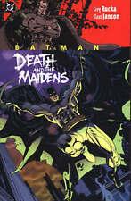 Very Good, Batman: Death and the Maidens, Janson, Klaus, Rucka, Greg, Book
