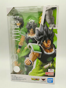 Dragon Ball Super Broly S.H. Figuarts Action Figure Broly