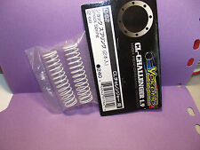 YOKOMO SHOCK SPRINGS WHITE CRAWLER CL CHALLENGER 1.9 2PCS CL-C60