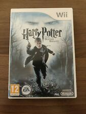 NINTENDO Wii - Harry Potter and the Deathly Hallows part 1