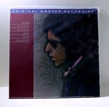 BOB DYLAN Blood On The Tracks 180-gram VINYL LP Sealed MFSL MOFI Numbered Mobile