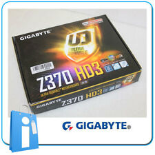 Placa base Core 8th GIGABYTE Z370 HD3 Socket 1151 con Accesorios
