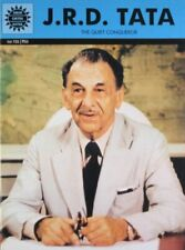J.R.D TATA (735) by Margie Sastry Book The Fast Free Shipping