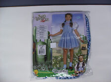 THE WIZARD OF OZ DOROTHY CHILD HALLOWEEN COSTUME SMALL