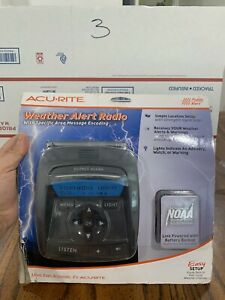 Acurite Weather Alert Radio With Specific Area