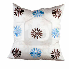 Embroidered 100% Cotton Decorative Cushion Covers