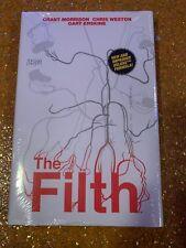 Vertigo The Filth Deluxe Edition HC Hardcover Grant Morrison. Brand New Sealed