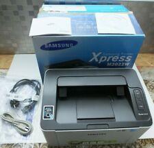 Samsung Xpress SL M2022W WLAN Laserdrucker Drucker Bluetooth Kabellos neuwertig