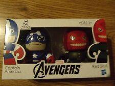 NEW Marvel Avengers Mini Muggs Captain America & Red Skull -2 pack - NIB
