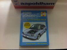 BRAND NEW HAYNES MANUAL FORD MONDEO MK1 1993-1996 1.8 TD DIESEL clearance title