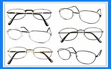 Mr. Reading Glasses [+2.25] 6 Metal Frame Wholesale Lot Reader Men Women 2.25