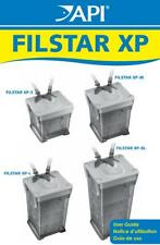 New listing Filstar Xp Manual and Literature For All Versions S,M,L,Xl Xp1,2,3,4