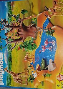Playmobil   Wasserstelle wie neu