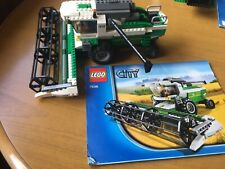 Lego city combine harvestor (7636)
