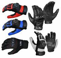 Motorbike Gloves Thermal Wind Waterproof Knuckle Biker Motorcycle Gloves