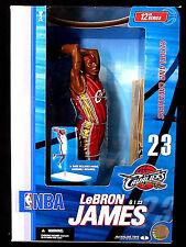 "LeBron James Series 1 12"" Deluxe Box Set NBA New 2005 12 inch McFarlane Sports"