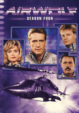 AIRWOLF - SEASON 4 (BOXSET) (DVD)