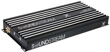 Soundstream X3.71 X3 Series 5,200 Watts Monoblock Class D Subwoofer Amplifier