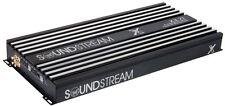 Soundstream X3.71 X3 Series 5,200 Watts Monoblock Class D Subwoofer Amplifier