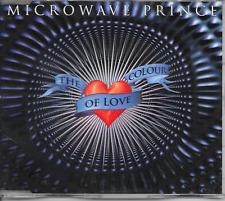MICROWAVE PRINCE - The colour of love CDM 4TR Hard Trance 1996 Germany