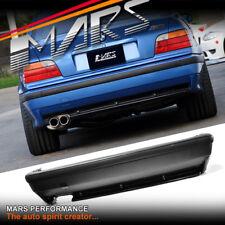Rear bumper for M3 BMW E36 Sedan Coupe Convertible 318i 318is 320 323 325 328
