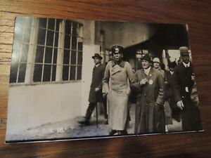 Generaloberst Hans von Seeckt originale Fotografie Mannheim 1928 Pour le Merite
