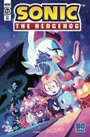 Sonic The Hedgehog #33 1:10 Variant (2020 Idw Publishing) Fourdraine Cover