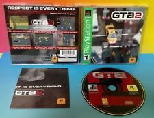 Grand Theft Auto 2 Playstation 1 2 PS1 PS2 Rare Game Complete GTA 2