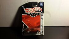 2010 Hot Wheels Garage Real Riders '67 Pontiac Firebird 400