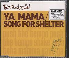Fatboy Slim - Ya Mama/Song for Shelter CD (single)
