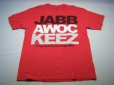 """Vintage Jbwkz """"Jabb Awoc Keez"""" T-shirt Men's Size M"""