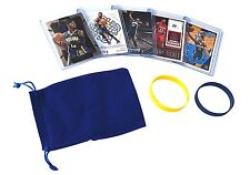 Paul George (5) Assorted Basketball Cards Bundle - Indiana Pacers Trading Cards