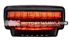 INTEGRATED TURN SIGNAL LED Tail Light SMOKE LENS Fits 2007-2012 CBR-600RR