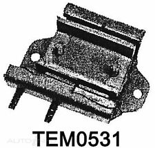 Engine Mount Fits: NISSAN BLUEBIRD CA20S  4 Cyl CARB 910 85-86  -Rear