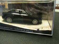 JAMES BOND CARS COLLECTION 063 ALFA ROMEO 159 QUANTUM OF SOLACE