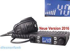 TEAM CB MOBILE MiniCOM V2016 micro CB Funkgerät 4W AM/FM LKW ACTROS TGA TGX MAN