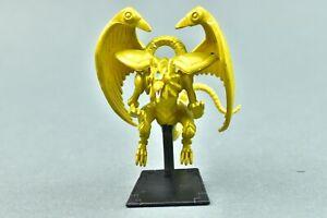 Yu-Gi-Oh - The Winged Dragon of Ra - Mattel 1996 Vintage Mini Figure Takahashi