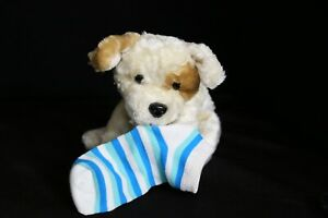 Animal Alley Toys R Us Puppy Dog Sock in Mouth Plush Toy Doll 2000